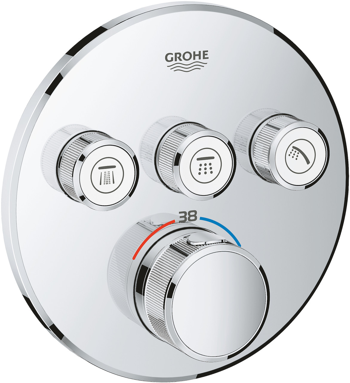 Смеситель Grohe Grohtherm Smart Control 29121000