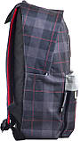 Рюкзак молодежный SP-15 Harvard black, 41*30*11, фото 2