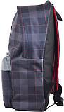 Рюкзак молодежный SP-15 Harvard black, 41*30*11, фото 3