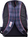 Рюкзак молодежный SP-15 Harvard black, 41*30*11, фото 4