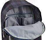 Рюкзак молодежный SP-15 Harvard black, 41*30*11, фото 5
