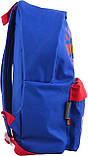 Рюкзак молодежный SP-15 Oxford dark blue, 41*30*11, фото 2