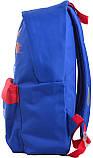 Рюкзак молодежный SP-15 Oxford dark blue, 41*30*11, фото 3