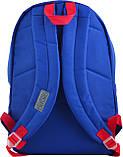 Рюкзак молодежный SP-15 Oxford dark blue, 41*30*11, фото 4