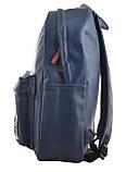 Рюкзак молодежный ST-16 Infinity dark blue, 42*31*13, фото 3