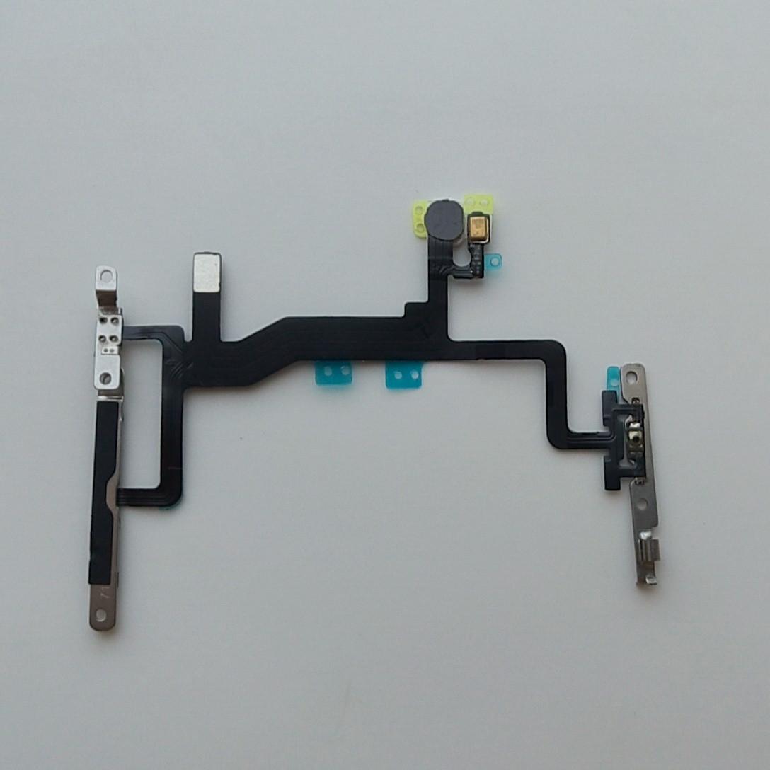 Шлейф Novacel для Apple iPhone 6S кнопки включения вспышки микрофона и регулировки громкости