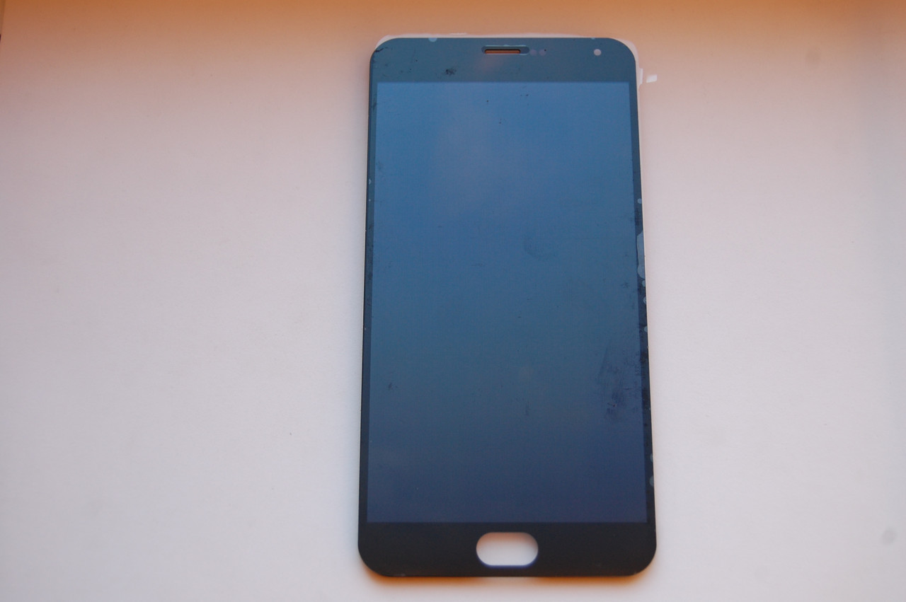 Дисплейный модуль Meizu M2 Note Black
