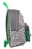 Рюкзак молодежный ST-17 Crazy catly, 42*32*12, фото 2