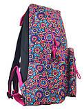 Рюкзак молодежный ST-17 Crazy Floral, 42*32*12, фото 2