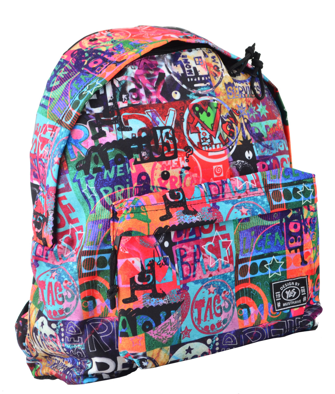 Рюкзак молодежный ST-17 Crazy relax, 42*32*12