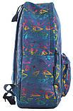 Рюкзак молодежный ST-18 Jeans Diamond, 41*30*13.5, фото 2