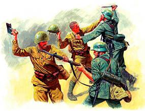 1/72 пехота и кавалерия