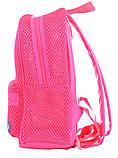 Рюкзак молодежный ST-20 Hot pink, 33*25*13, фото 3