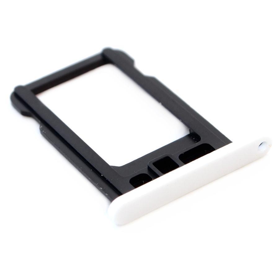 Держатель sim-карты для Apple iPhone 5C White