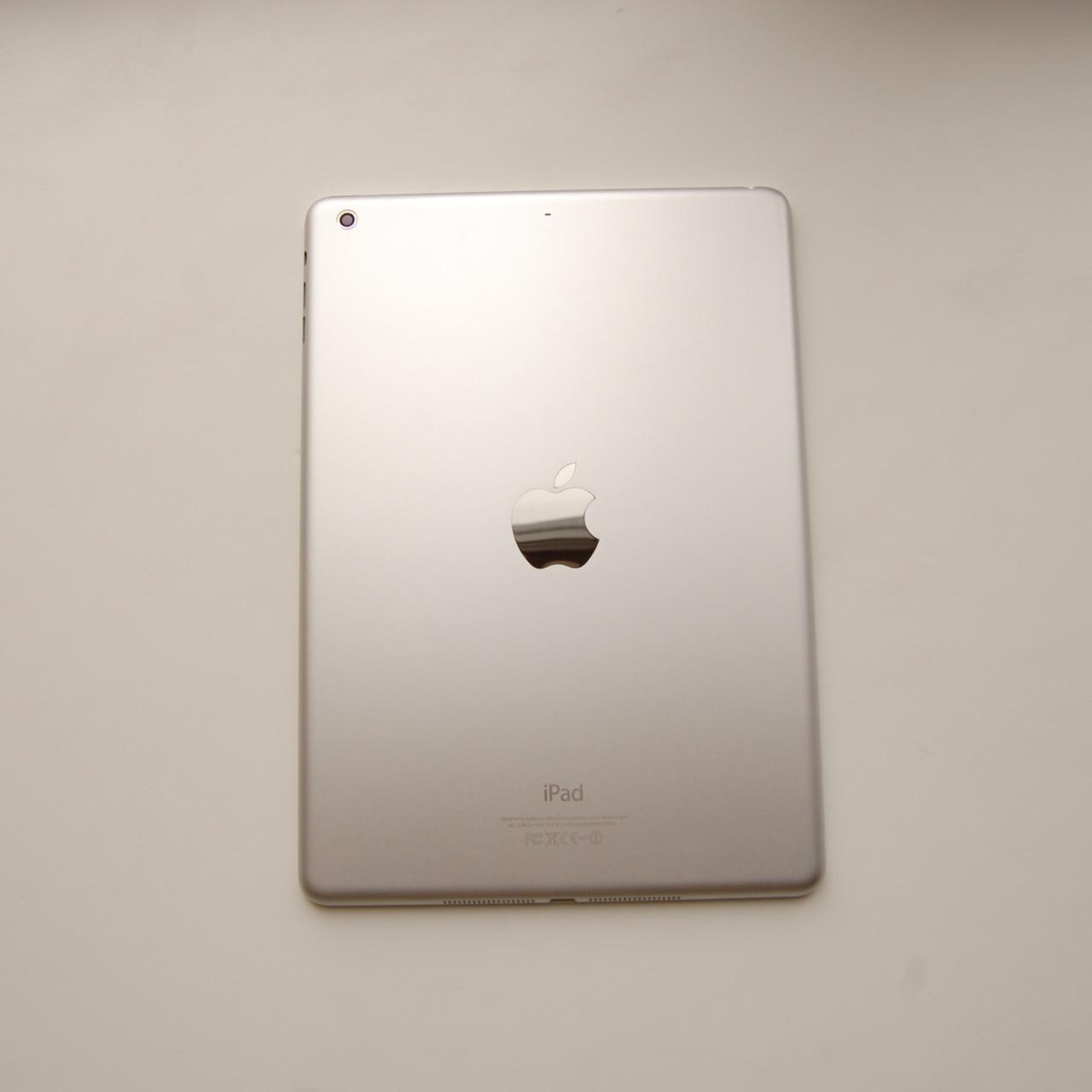 Корпус для планшета Apple iPad 5 Air версия WI-FI silver