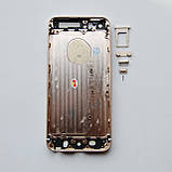 Корпус Novacel для Apple iPhone SE Gold, фото 2
