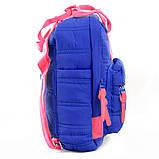 Рюкзак молодежный ST-27 Midnight blue, 29*23*10, фото 4