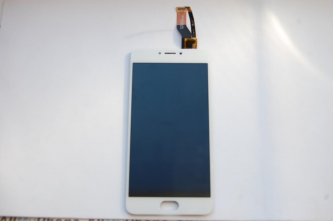 Дисплейный модуль Meizu M3 Note версия M681H white
