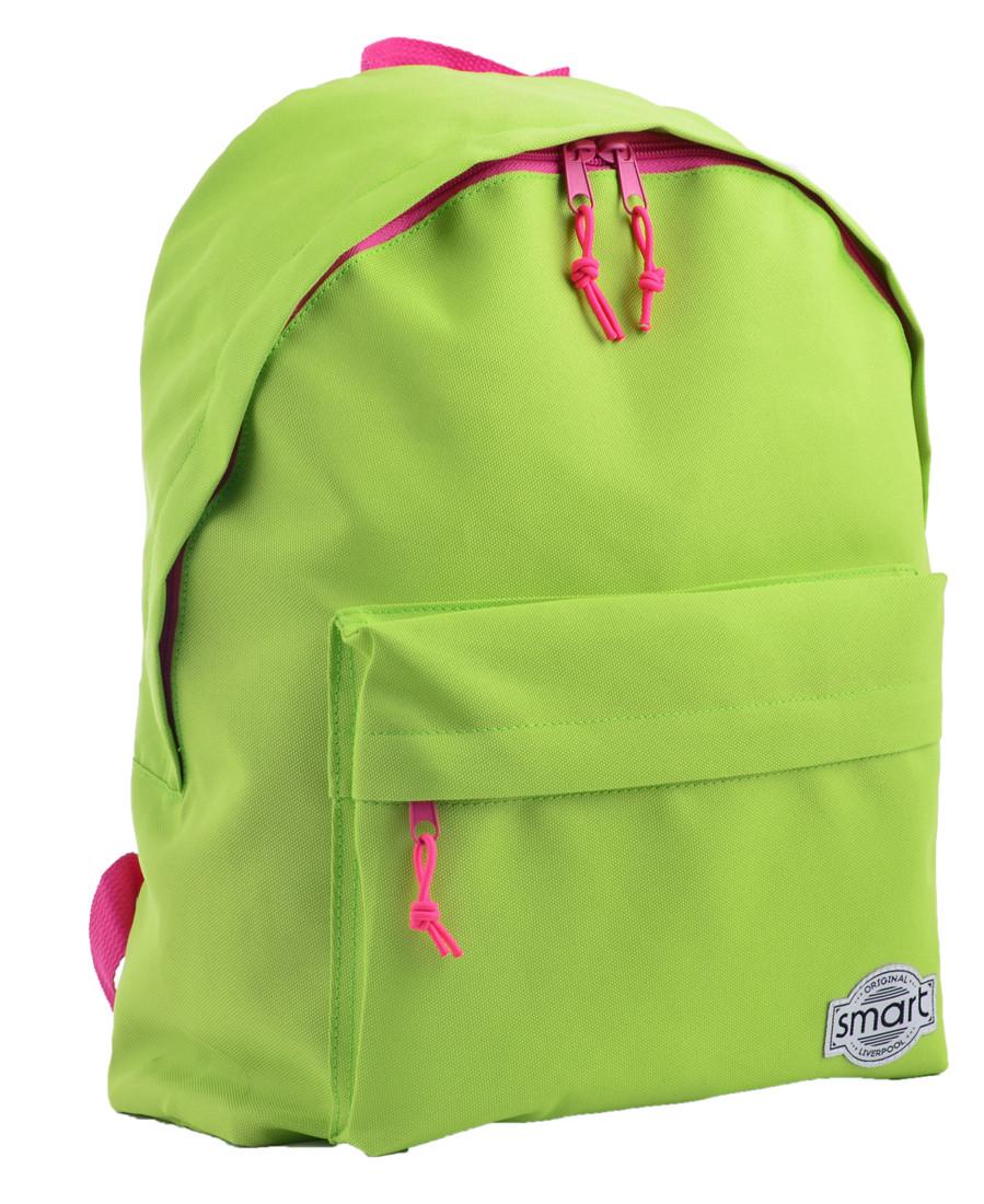 Рюкзак молодежный ST-29 Golden lime, 37*28*11