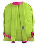 Рюкзак молодежный ST-29 Golden lime, 37*28*11, фото 4