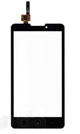 Сенсорный экран Lenovo P780 черного цвета