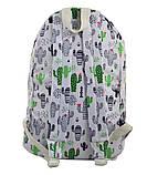 Рюкзак молодежный ST-31 Cactus, 44*28*14, фото 4