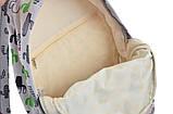 Рюкзак молодежный ST-31 Cactus, 44*28*14, фото 5