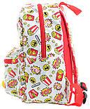 Рюкзак молодежный ST-32 POW, 28*22*12, фото 3