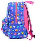 Рюкзак молодежный ST-32 Pumpy, 28*22*12, фото 3