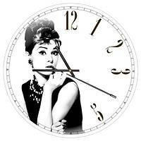 Настенные круглые часы CHR_P_15M040