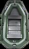 Надувная лодка Thunder Т-249LS (PS) (Поворотные уключины, слань коврик, подвижные сиденья, баллон 38,ПВХ 1100)