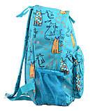 Рюкзак молодежный ST-33 PUSSY, 35*29*12, фото 2