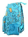 Рюкзак молодежный ST-33 PUSSY, 35*29*12, фото 3