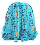 Рюкзак молодежный ST-33 PUSSY, 35*29*12, фото 4