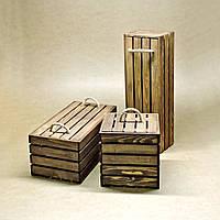 Короб для хранения Неаполь капучино В40хД30хШ40см