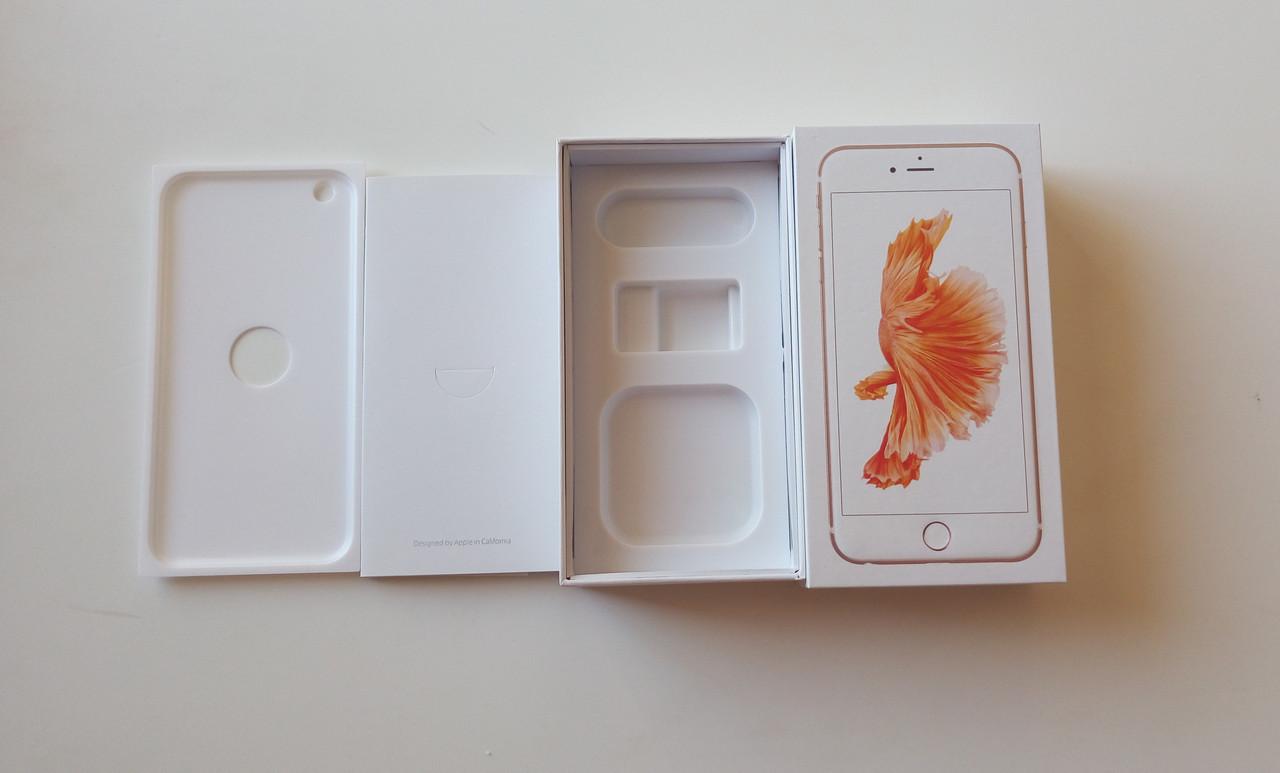 Коробка Apple iPhone 6S Plus rose