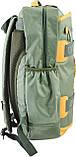 Рюкзак подростковый CA 076, зеленый, 29*43*12, фото 2