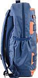 Рюкзак подростковый CA 076, синий, 29*43*12, фото 2