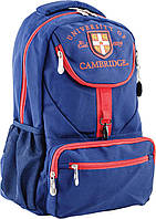 Рюкзак подростковый CA 078, синий, 31*47*17