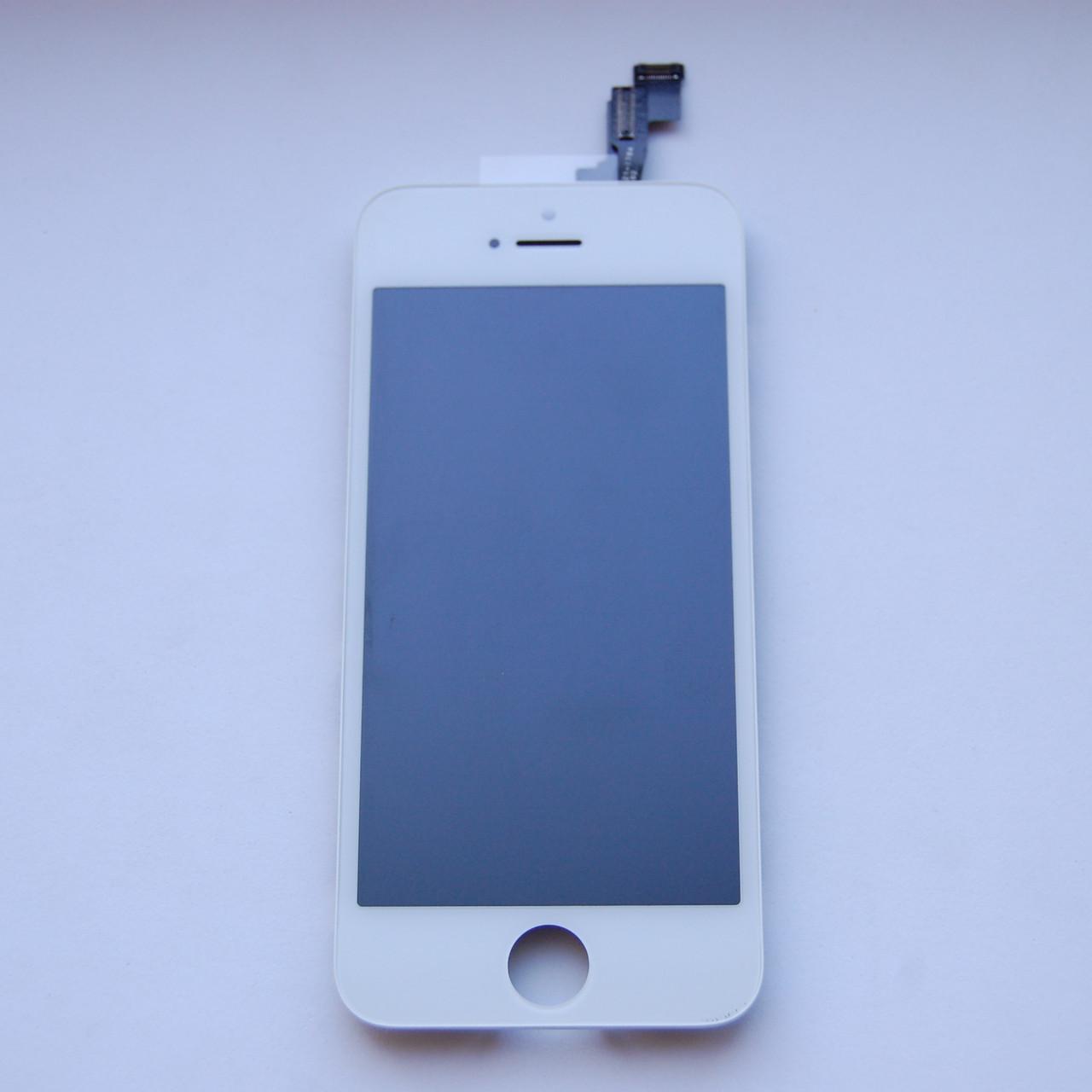 Дисплейний модуль Novacel для Apple iPhone 5S iPhone SE White