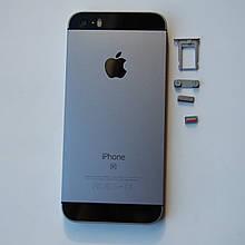 Корпус Novacel для Apple iPhone SE Space Gray