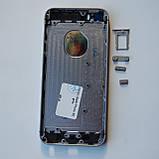 Корпус Novacel для Apple iPhone SE Space Gray, фото 2