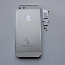 Корпус Novacel для Apple iPhone SE Silver