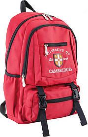 Рюкзак подростковый CA 079, красный, 31*43*13