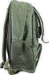 Рюкзак подростковый CA 080, зеленый, 31*47*17, фото 2