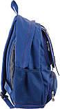 Рюкзак подростковый CA 080, синий, 31*47*17, фото 2