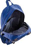 Рюкзак подростковый CA 080, синий, 31*47*17, фото 5