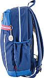 Рюкзак подростковый CA 095, синий, 45*28*11, фото 3