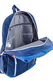 Рюкзак подростковый CA 095, синий, 45*28*11, фото 5