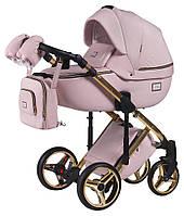 Детская коляска Adamex Luciano Polar Gold 2 в 1 Y813